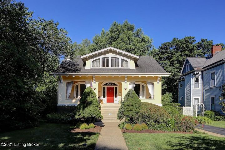 156 Crescent Ave, Louisville, KY 40206