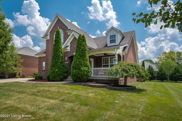 Outstanding curb appeal awaits you at 6511 Westwind Way