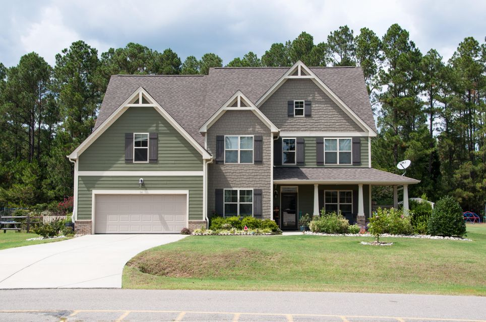 14 Spearhead Drive, Whispering Pines, NC 28327
