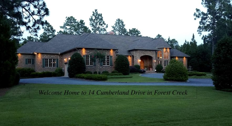 Welcome Home to 14 Cumberland Drive!
