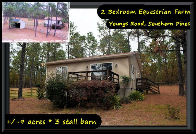 1315 Youngs Road Equestrian Farm