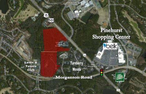 Tbd Hwy 15-501, Southern Pines, NC 28387