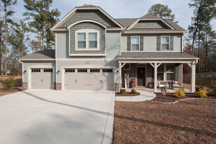 133 Hawthorne Trail, West End, NC 27376