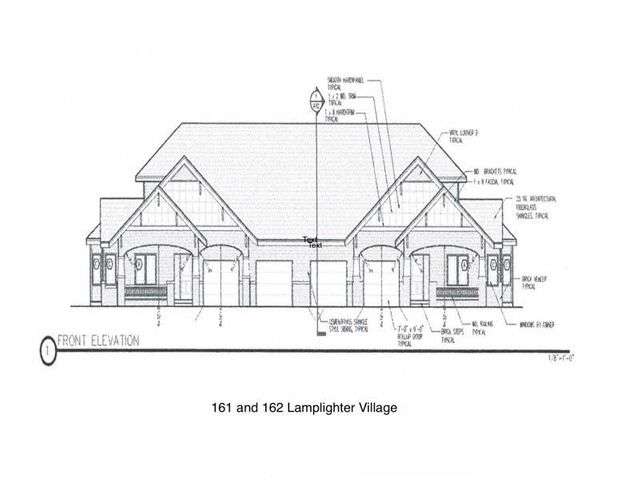 125 Lamplighter Village Drive, Pinehurst, NC 28374