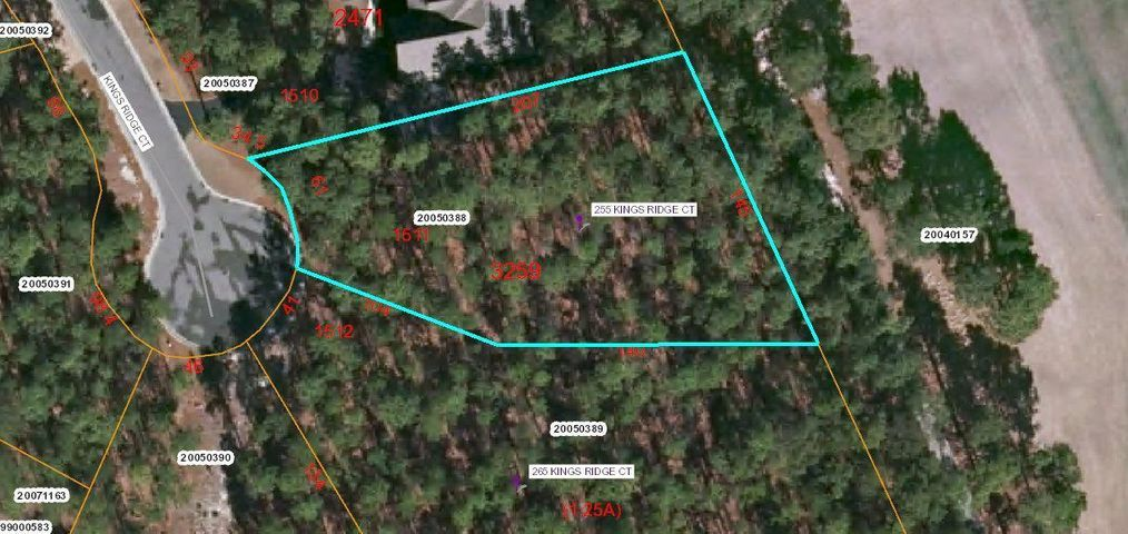 255 Kings Ridge Court, Southern Pines, NC 28387
