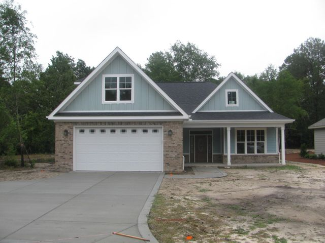 130 Heath Court, West End, NC 27376