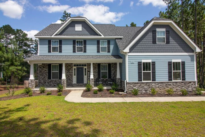 17 Banning Drive, Whispering Pines, NC 28327