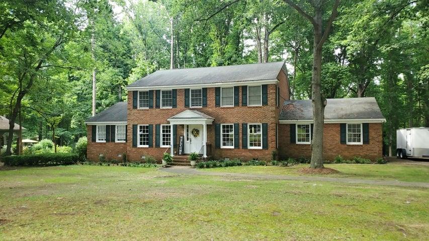 1466 Cumberland Circle, Rockingham, NC 28379