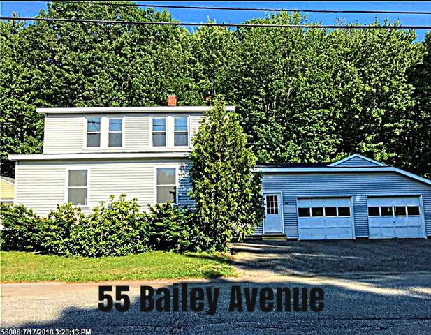 55 Bailey Avenue, Lewiston, ME 04240