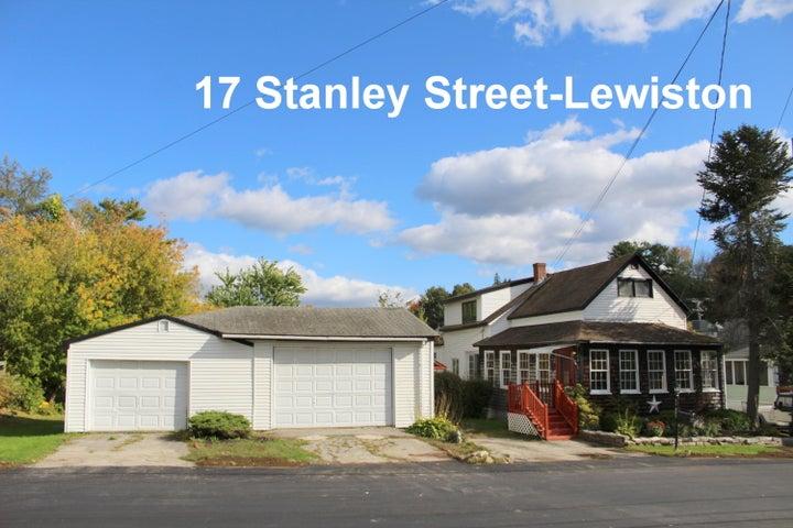 17 Stanley Street, Lewiston, ME 04240