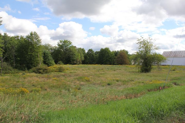 Hotel Rd land - Approx 12 acres of field & woods with good southerly exposure, and Taylor Brook on it's boarder.
