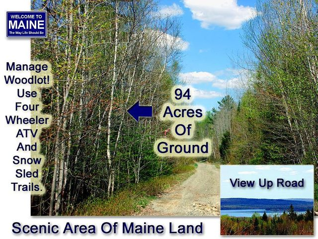 Lot 7A Chadwick Point Road, Weston, ME 04424