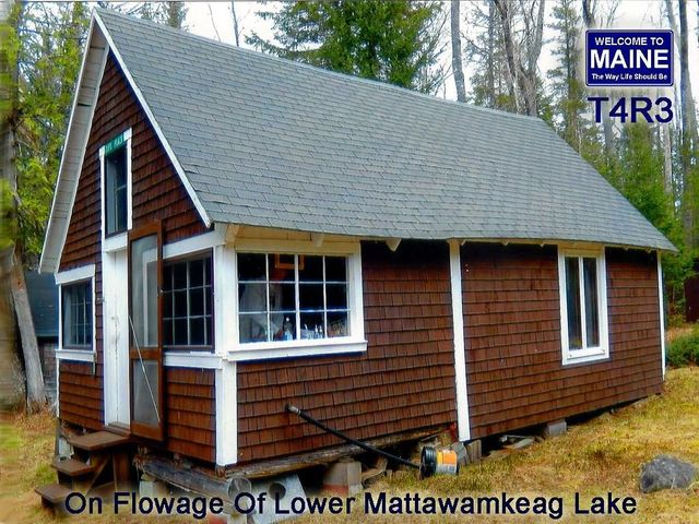 Lot 6 Camp Road, T4 R3 WELS, ME 04747