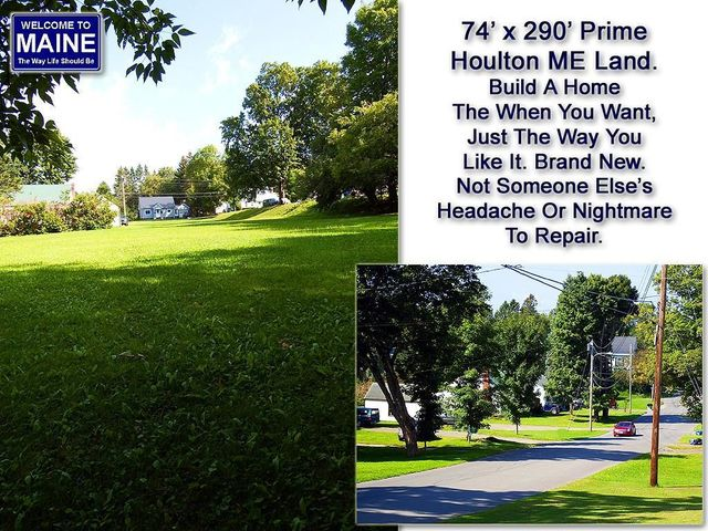 Lot 290 Weeks Street, Houlton, ME 04730