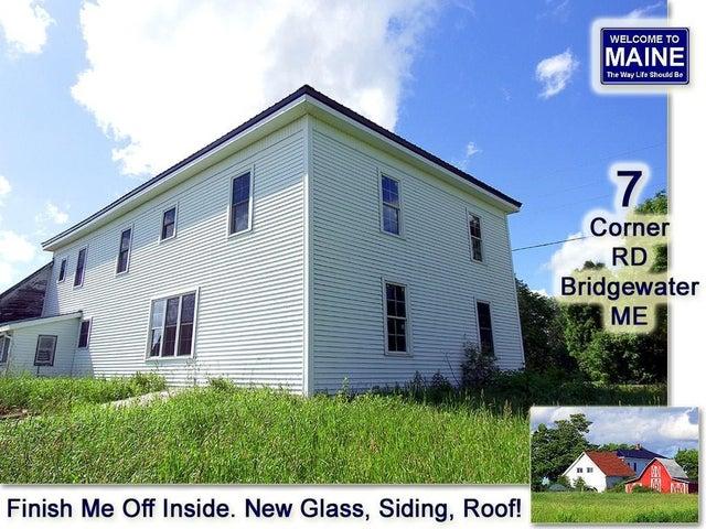 7 Corner Road, Bridgewater, ME 04735
