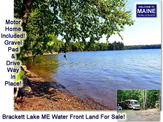 60 Brackett Lake Road, Weston, ME 04424