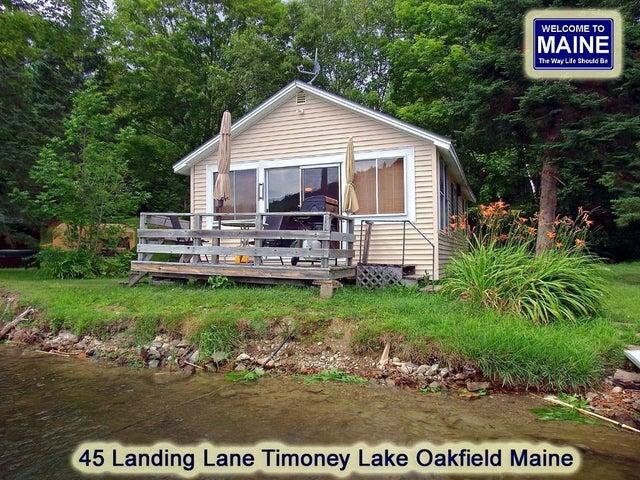45 Landing, Oakfield, ME 04763
