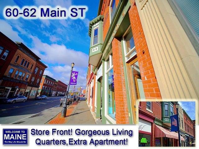 60 Main Street, Houlton, ME 04730