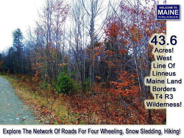 37 S H Never S Subdivision Road, Linneus, ME 04730
