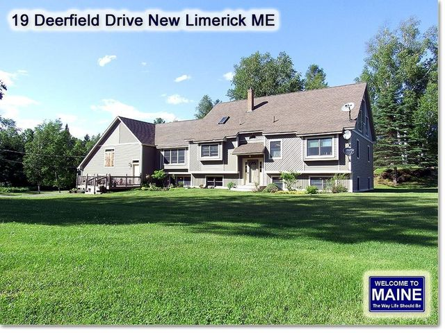 19 Deerfield Drive, New Limerick, ME 04761