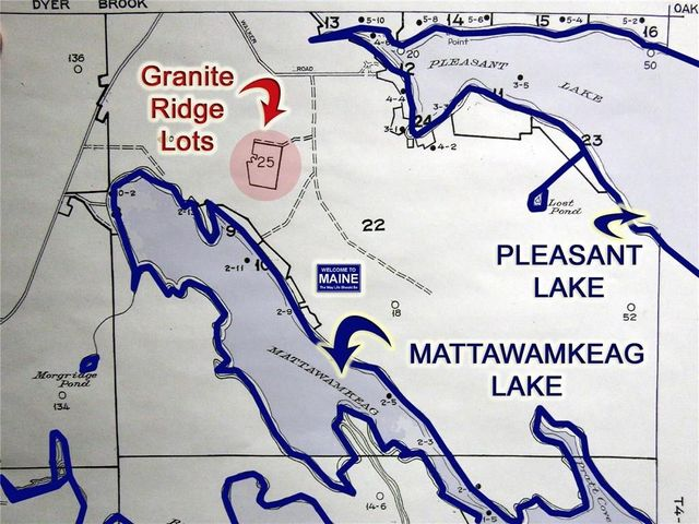 Lot 1 Granite Ridge Road, Island Falls, ME 04747