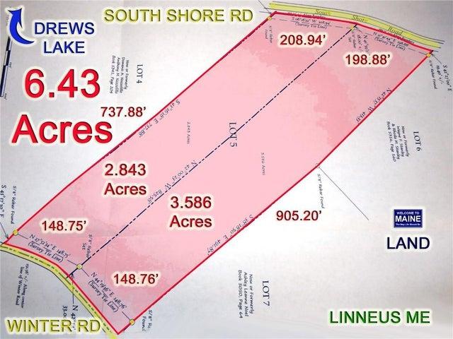 Lot 5 South Shore Road, Linneus, ME 04730