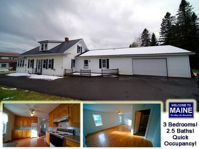 3403 Us Rt 2 Highway, Smyrna, ME 04780