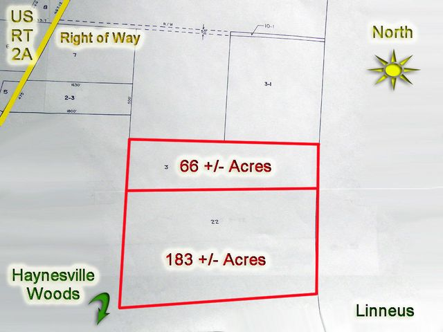 Lot 3,22 Access Road, Houlton, ME 04730