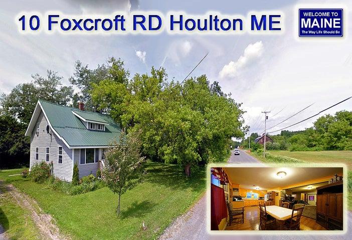 10 Foxcroft Road, Houlton, ME 04730
