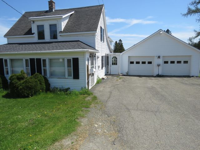 1623 Van Buren Road, Connor Twp, ME 04736