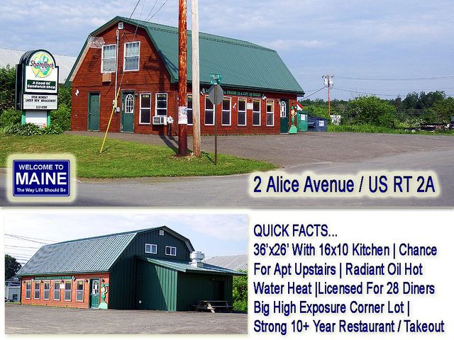 2 Alice Avenue, Houlton, ME 04730