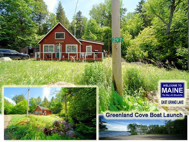 297 Sandy Beach Road, Danforth, ME 04424
