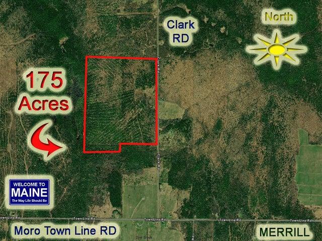 L-9,11c12 Clark Road, Merrill, ME 04780