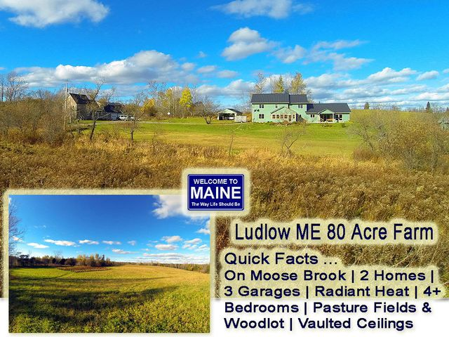867 Ludlow Road, Ludlow, ME 04730