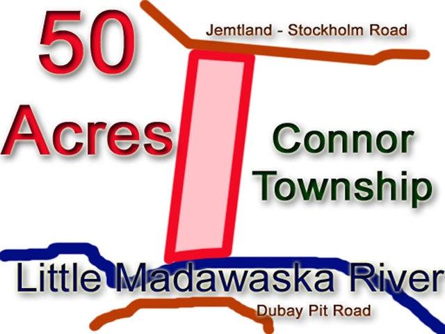 Lot 81 Jemtland-Stockholm Road, Connor Twp, ME 04736