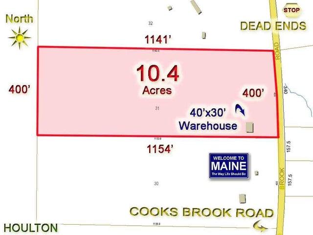 102 Cooks Brook Road, Houlton, ME 04730
