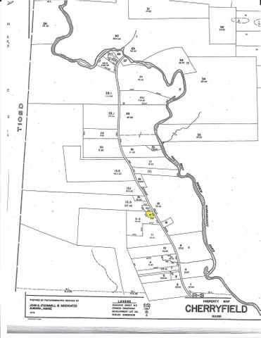 382 Sprague Falls Road, Cherryfield, ME 04622