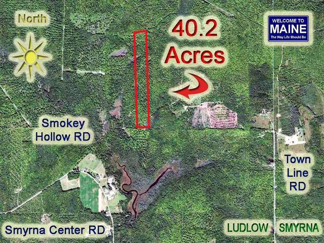 150 Smokey Hollow Road, Smyrna, ME 04780