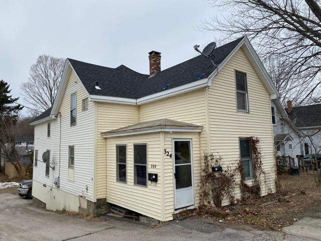 324 & 326 Grove Street, Bangor, ME 04401