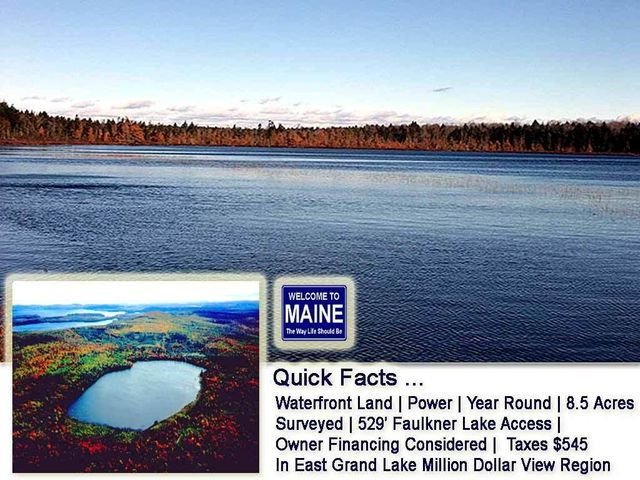 Lot #4 Harris Hill Road, Weston, ME 04471