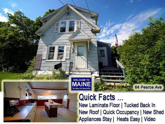 64 Pearce Avenue, Houlton, ME 04730