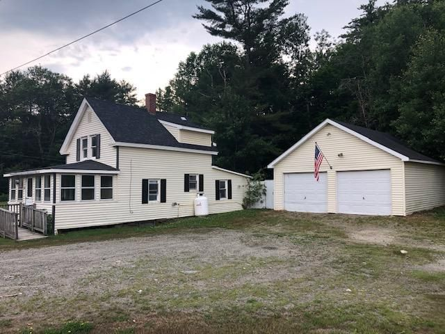 310 Airline Road, Clifton, ME 04428