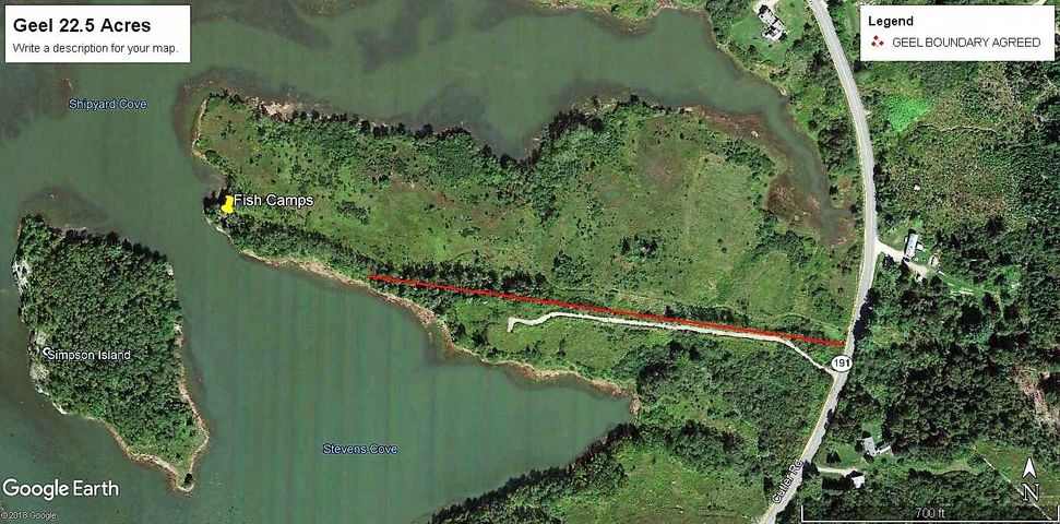Lot 25 Cutler Road, East Machias, ME 04630