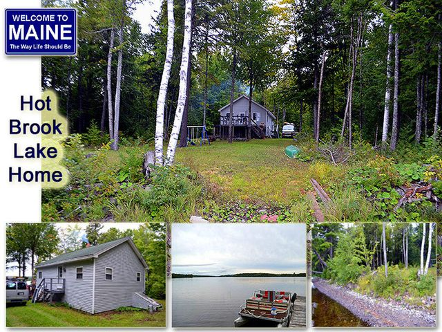 19 North Haney Road, Danforth, ME 04424
