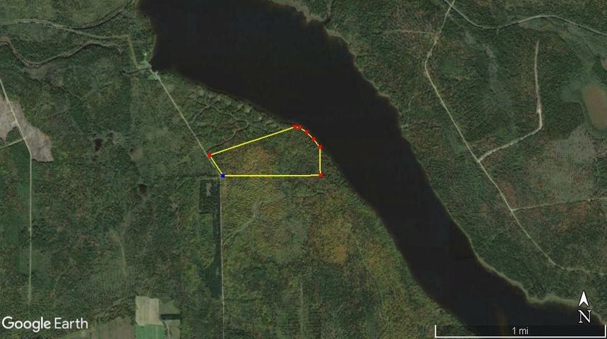 M12 L3 Squa Pan Lake Road, Masardis, ME 04732