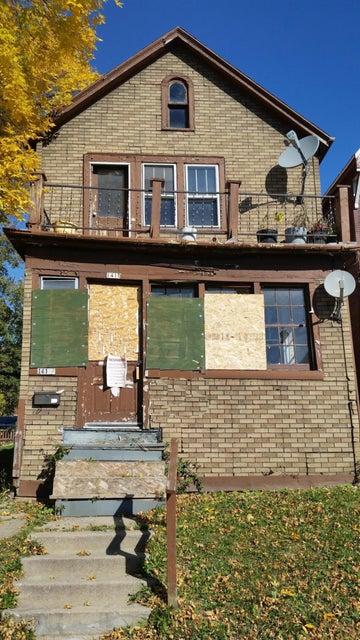 1410 Burleigh St,Milwaukee,Wisconsin 53206,2 Bedrooms Bedrooms,4 Rooms Rooms,1 BathroomBathrooms,Two-Family,Burleigh St,1,1447460