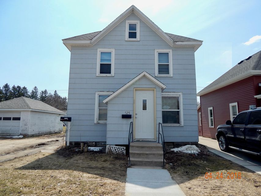 525 McKinley ST<br /> Arcadia,Trempealeau,54612,1 Bedroom Bedrooms,1 BathroomBathrooms,Two-family,McKinley ST,1577581