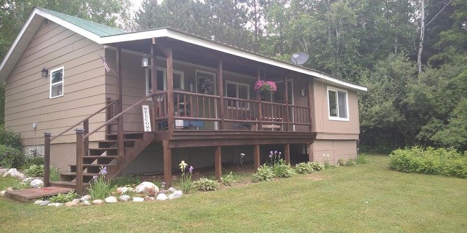 7810 Lake Tillmany Rd, Fence, WI 54120