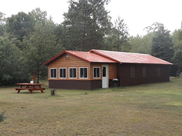 N19530 Timms Lake Rd, Pembine, WI 54156