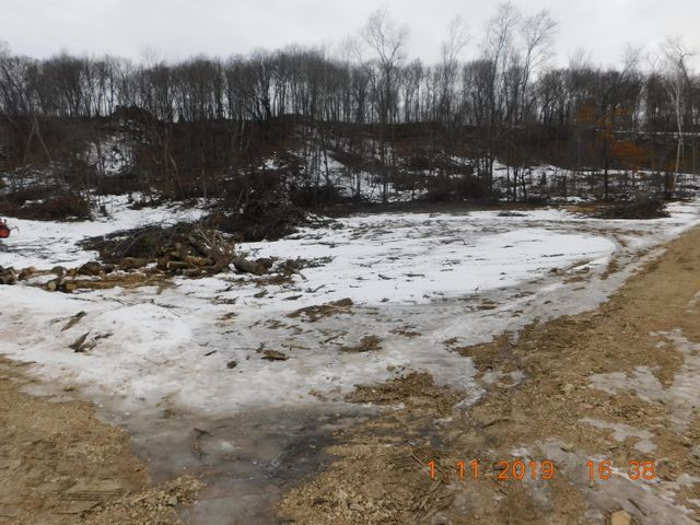 5.77 acres with approximately 1.5 tillable and the balance wooded.  Driveway recently put in as well as a spot for a cabin or camper.  Come take a look!